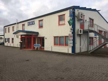 Gewerbegebiet Edendorf: voll ausgestattete und moderne Lagerhalle