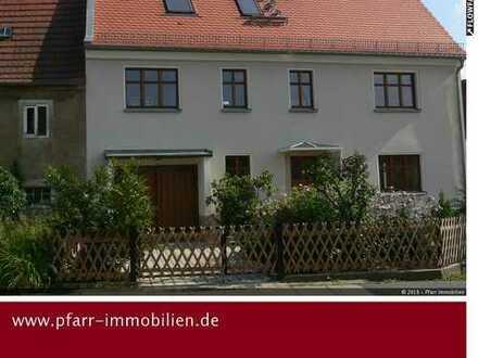 Dresden - Weißig - komfortables EFH mit Garten im alten Dorfkern!