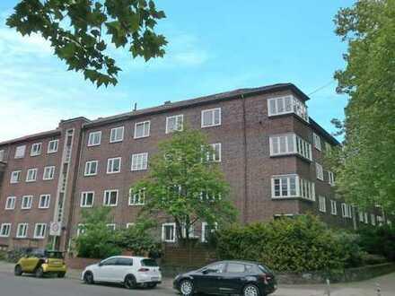 4 Zi.-Maisonettewohnung in Maschsee Nähe