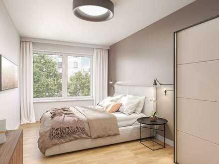 Entspannt Leben in schöner Umgebung: Großzügige 4-Zimmer-Balkonwohnung mit durchdachtem Wohnkomfort
