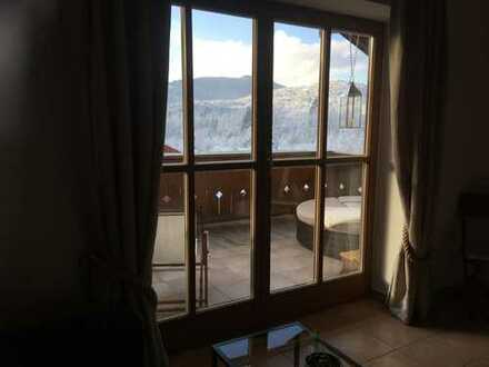 Möbliertes WG Zimmer | XXL Süd-Balkon | Ausblick in die Alpen | An der Isar