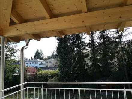 Stilvolle sonnige 3-Zimmer-Wohnung in Germering mit Südwest-Loggia