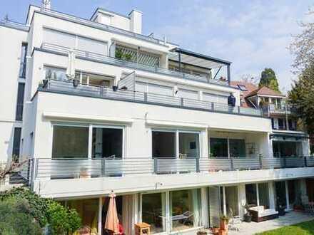 **FR-Herdern** Exklusive 5-Zimmer Wohnung mit ca. 146,00 m² in attraktiver Lage, TG-Stellplatz