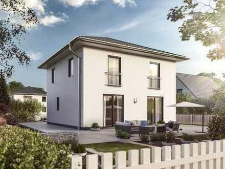 ** Moderne Stadtvilla in Bernau mit attraktivem Grundstück **