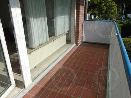 In attraktiver,ruhiger Lage! Schicke Wohnung mit großem Balkon und Garage !
