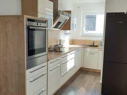 Neuwertige 4-Raum-Wohnung mit Balkon und Einbauküche in Kenzingen