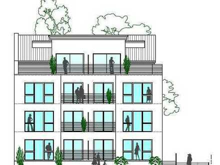 Neubau 8-Familienhaus in Bieber-Nord zur Kapitalanlage - gehobene Ausstattung, schlüsselfertig