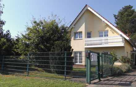 Einfamilienhaus mit Wohlfühlgrundstück in Havelnähe