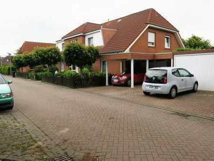 Eigentumswohnung in beliebter Lage Geestlands mit Wohlfühlcharakter!