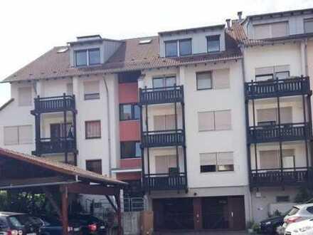 Familien-Domizil - 4,5+-Zimmer-Dachgeschoss-Maisonette-Wohnung mit herrlicher Süd-Loggia!