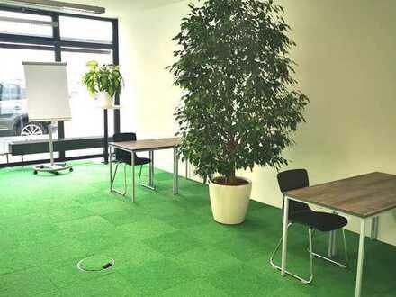 Arbeitsplatz auf Zeit / Coworking / Büro im Business Center Ulm im Stadtregal