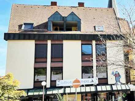 Gewerbeimmobilie mit Umbau- und Umnutzungspotential in hervorragender Innenstadtlage