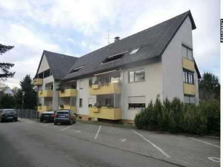 Wohnen mit Ausblick - große Dachterrasse