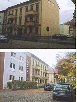 Geräumige und gepflegte 2-Zimmer-Wohnung mit Balkon in zentrumsnaher Innenstadtlage von Neuruppin