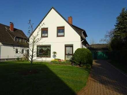 Nur einen Schritt bis Niedersachsen... 1-2 Familienhaus in ruhiger Lage