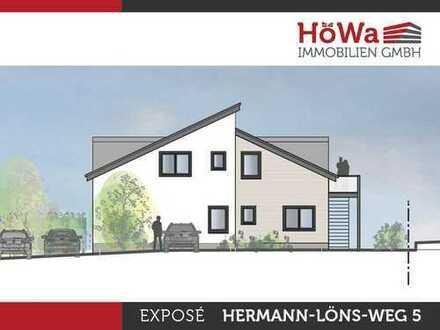 Neubau von 6 Eigentumswohnungen in Sinsheim-Gartenstadt