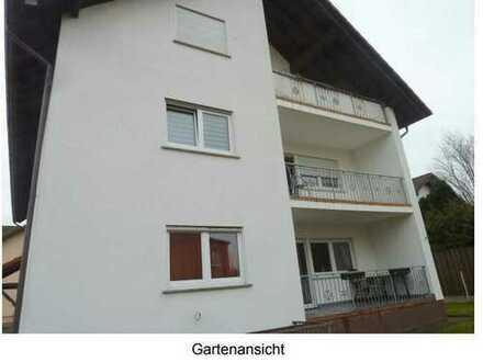 Sehr schöne & helle 3 Zimmer Wohnung in Brachttal Schlierbach zu vermieten