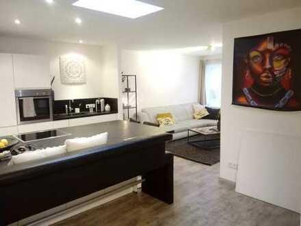 3-Raum-Loft-Wohnung für Hobbyköche, Sonnenanbeter und Naturliebhaber