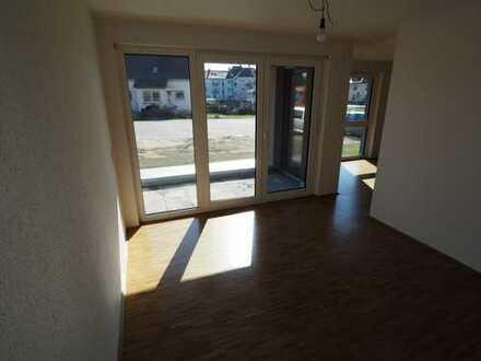 Charmante 3-Zimmer-Neubauwohnung mit offener Küche & 2 Terrassen!