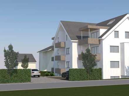 Drei-Zimmer-Erdgeschoss-Wohnung in Bodersweier NEUBAU