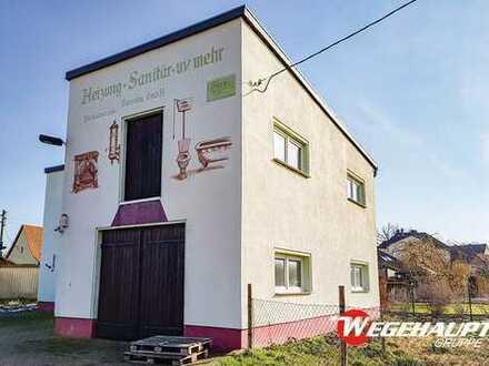 Schnäppchen Ausbauhaus - mit wenigen Mitteln ehemaliges Büro zum Wohnhaus umbauen!