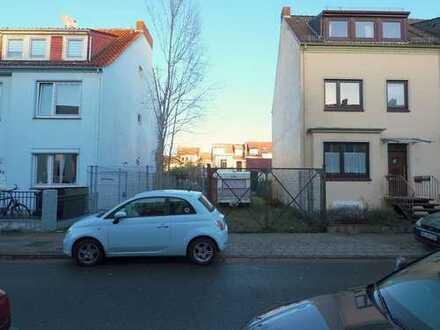 Baugrundstück in Hastedt