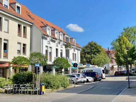 REDUZIERT! Gut vermietete Wohnung (ca. 4,2% Rendite) in zentraler, dennoch ruhiger Lage in Nürtingen