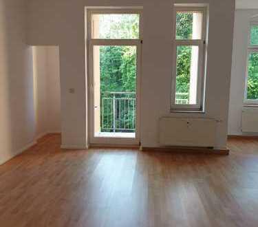 Wow!!! - Tolle moderne 3-Raum mit 2 Balkons in schöner Lage