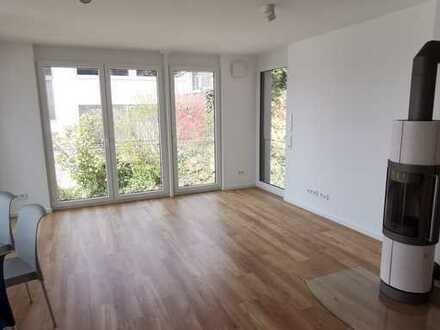 Attraktive 4-Zimmer Maisonettewohnung mit EBK und Kaminofen, Erstbezug in Emmendingen