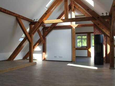 Exklusive Appartement-Wohnung für Individualisten im denkmalgeschützten Haus