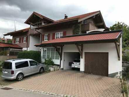 Helle, schöne 2-Zimmer-Wohnung in Oy-Mittelberg