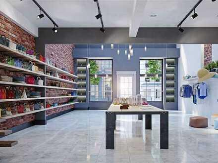 Großzügige u. attraktive Ladenfläche in bester Zentrumslage von Neresheim
