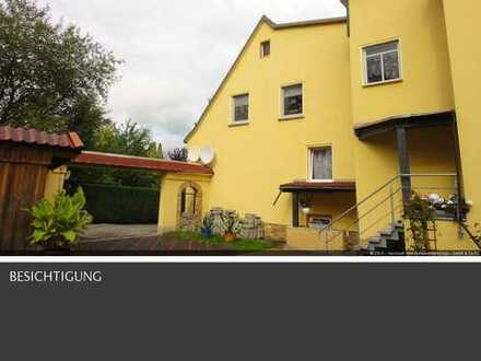 Einfamilienhaus mit Einliegerwohnung in Brandis OT Beucha!