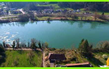 ⭐Excl. Grundstück am Rhein, Bootsrampe möglich - Provisionfrei