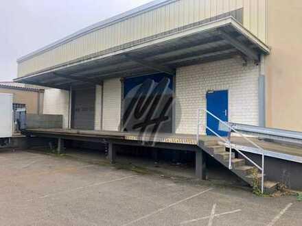 SOFORT VERFÜGBAR ✓ Lager-/Produktion (1.200 m²) & Büro (200 m²) & optional Freilager zu vermieten