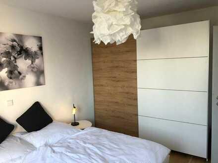2020 renovierte 2-Zimmer-Wohnung mit Loggia in München Pasing