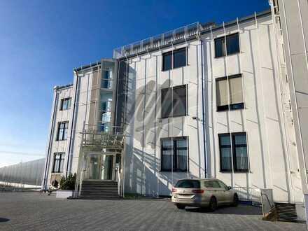 KEINE PROVISION ✓ NÄHE ÖPNV & BAB ✓ Büroflächen (500 m²) zu vermieten