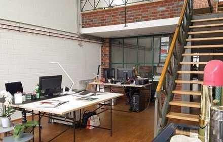 Büroplatz und Fotostudio zu vermieten