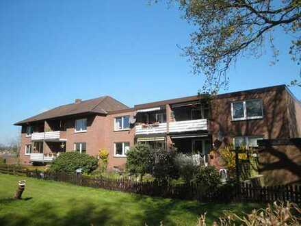 Große 3-Zimmer-Wohnung nähe Achterdiek/Naturschutzgebiet mit Blick ins Grüne!