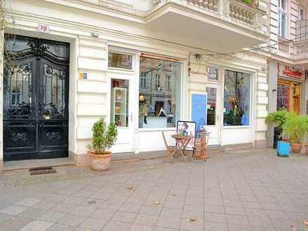 Geschäftsräume Altbau beliebte Kreuzberglage