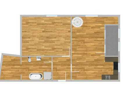 Erstbezug- 3- Zimmer Wohnung im Zentrum von Calw