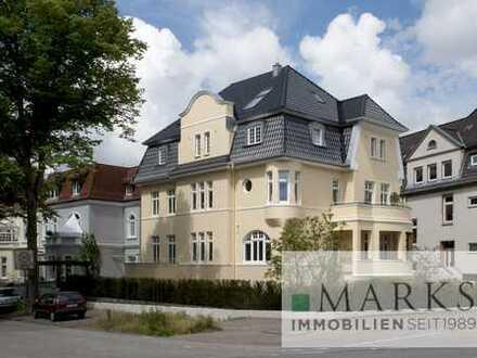 Luxuriöse 4 Zimmer EG-Komfortwohnung in Lübeck St. Gertrud mit Gartennutzung