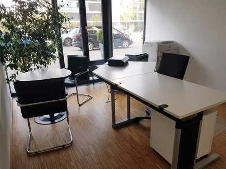 Sharing Büro im Business Center Ulm inkl. Backoffice, Besprechungsräumen