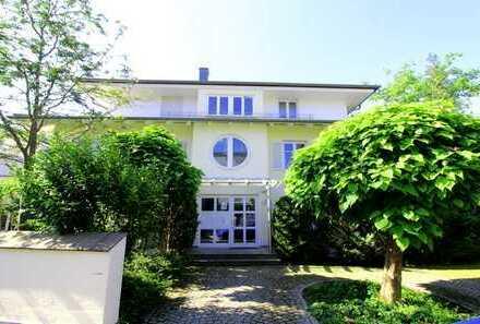 Obermenzing: Großzügige 2-Zimmer-Eigentumswohnung in gehobener Wohnanlage