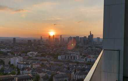 Exklusive Neubauwohnung mit direktem Skylineblick