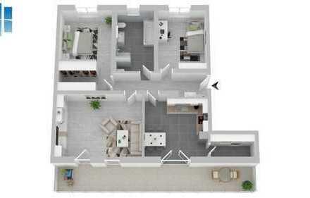 LiVING Salomon - Start - Zauberhafte, grosse 4 Raumwohnung reservieren Sie jetzt