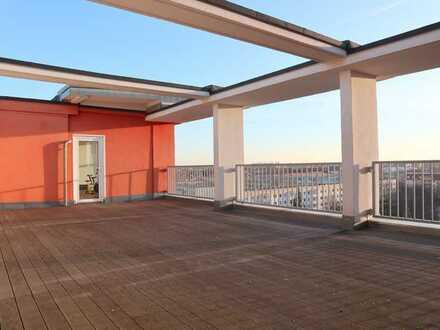 helle 3-Zimmer-Wohnung mit Aufzug inklusive Aussicht Leipzig/Abtnaundorf