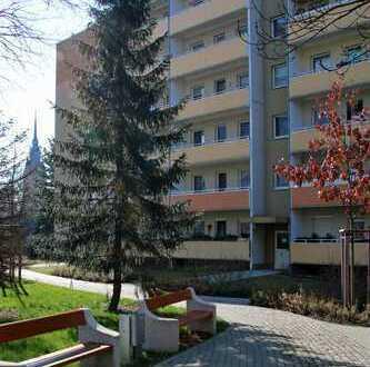 3-Raum-Wohnung mit schönem Balkon
