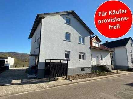 Klein, aber Fein! Frisch sanierte 1-Zi-DG-Eigentumswohnung in Feldrandlage in Bruchhausen