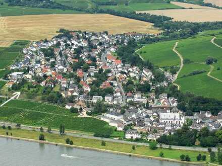 Lage mit Rheinblick - Baugenehmigung für 16 Wohnungen